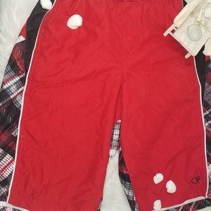 🍁 Op board shorts Youth Sz 18